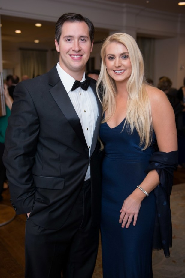 Lucas Fertitta; Mary Kueser; Photo by Michelle Watson