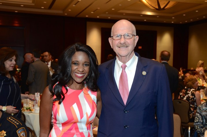 Jacquie Baly, Congressman Ted Poe