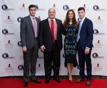 Alex, Bashar, Brigitte, and Remy Kalai
