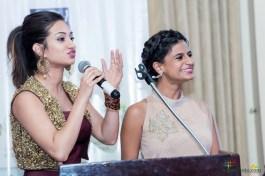 Rashi Vats and Pooja Lodhia