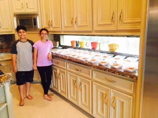 Huma Nawab's family