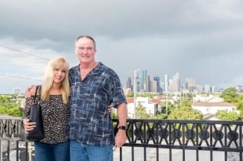 John and Claudia O'Leary-2