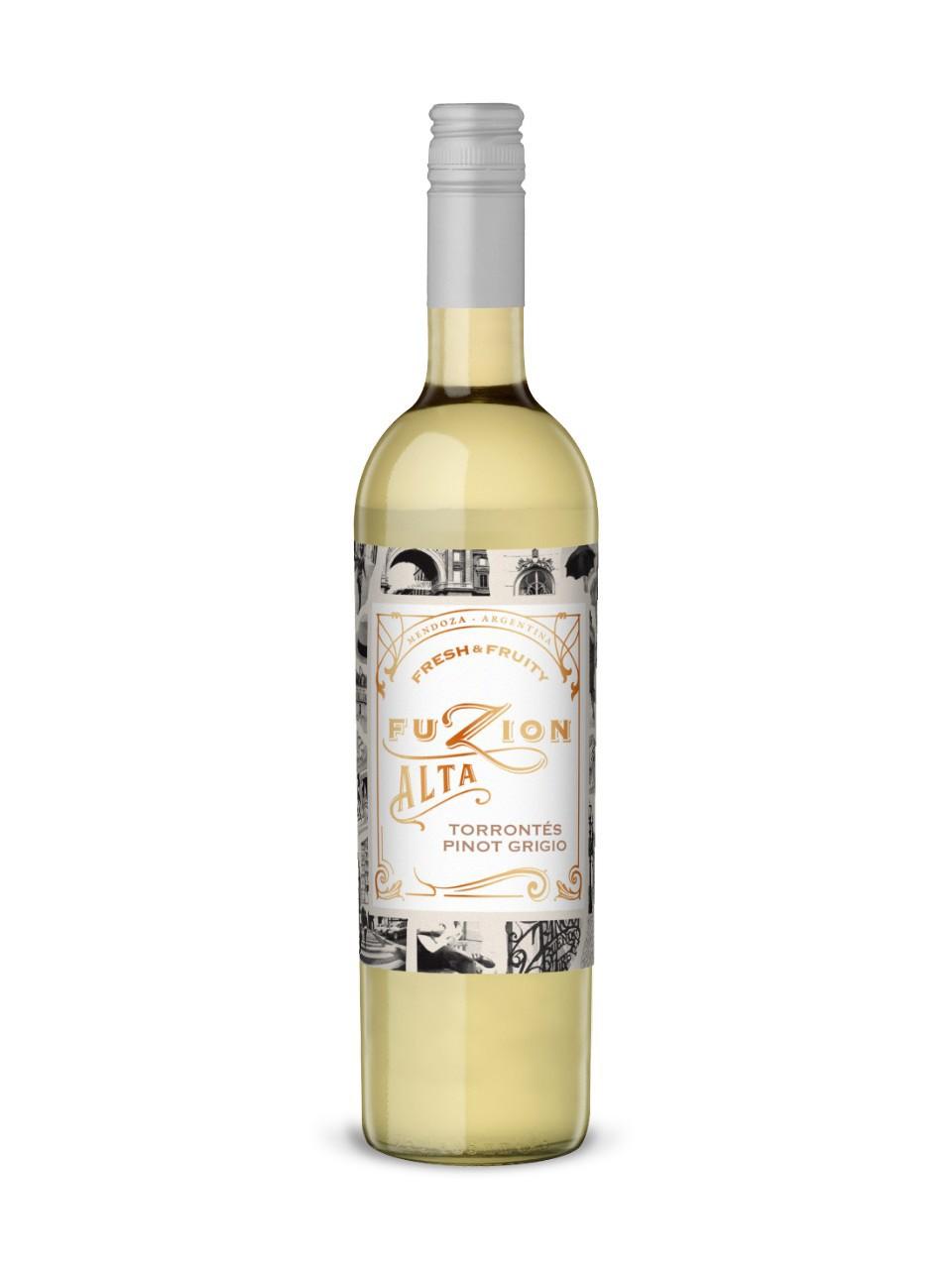 Fuzion Alta Torrontes Pinot Grigio