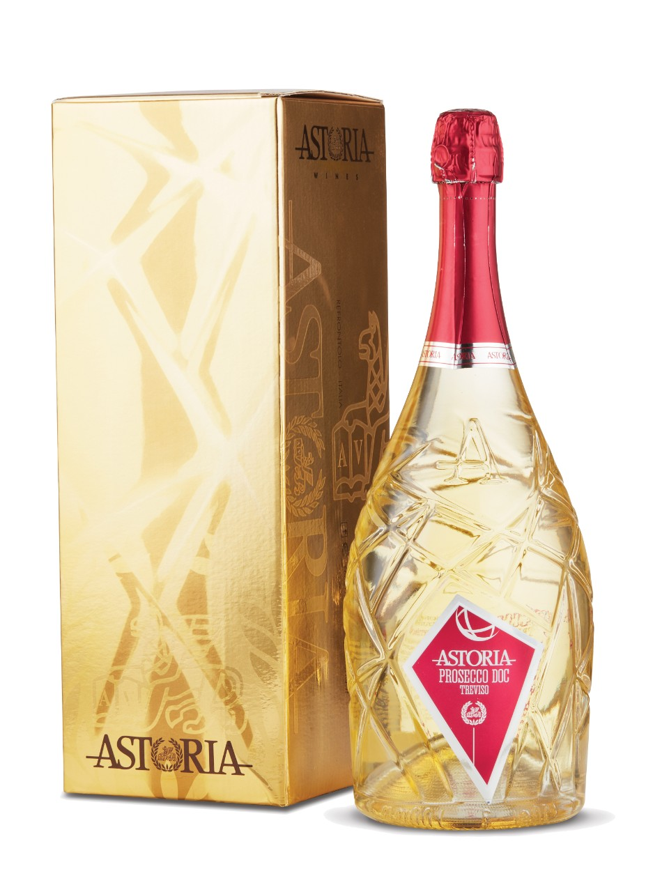 Astoria Crystal Prosecco (Keepsake Bottle)