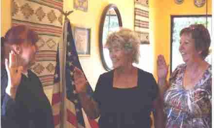 Retired Public Employees of Nevada swears in new president, secretary