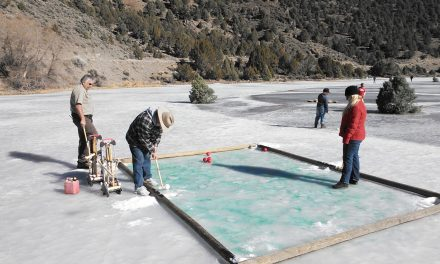 Annual Ice Hole Invitational sees big turn out