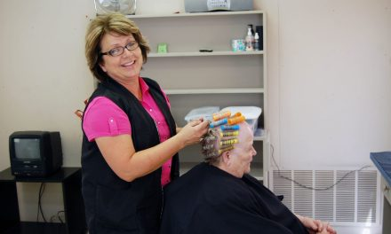 Local hair salon part of family for 42 years