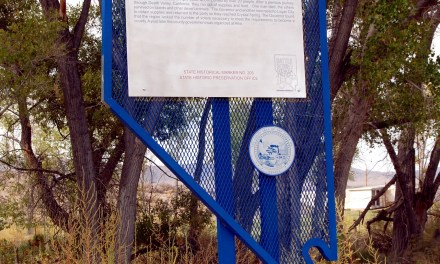 County historical markers replaced