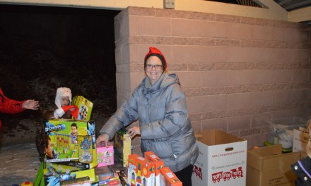 Kershaw-Ryan Winter Wonderland collects toys for local children