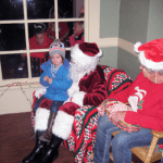 Caliente Beautification Committee Hosts Annual Tree Lighting Ceremony