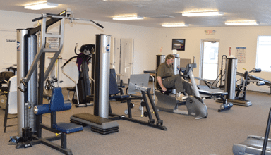 Physical therapy centers, a service to the county