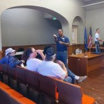 Vets receive free legal assistance