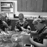 Pahranagat FFA Makes Flowers to Raise Money for Chapter