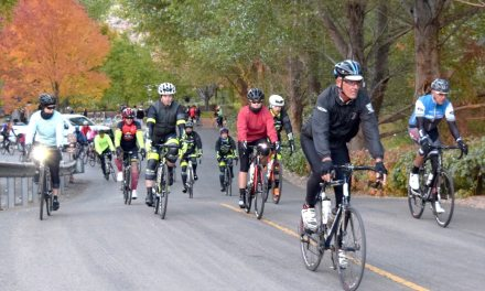 Annual Park to Park Pedal