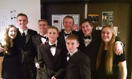 LCHS Students participate in Tri-State Band Symposium