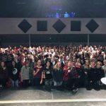 Popular Motivational Speaker Visits Schools