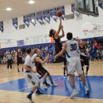 Lincoln Boys Fall to Needles, Beat Laughlin
