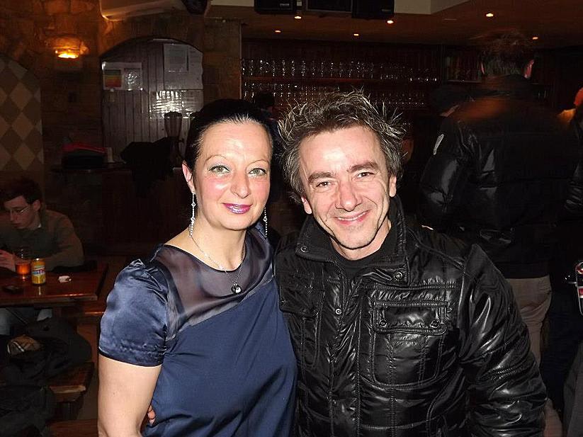 Con Marco Orsi