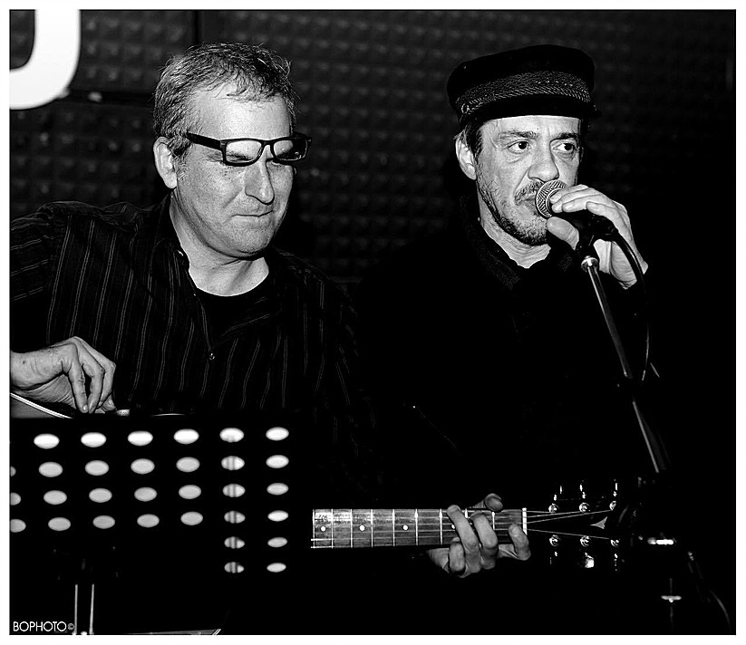 Luca Bonaffini e Dario G