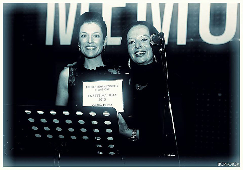 Con Giorgia Canevese