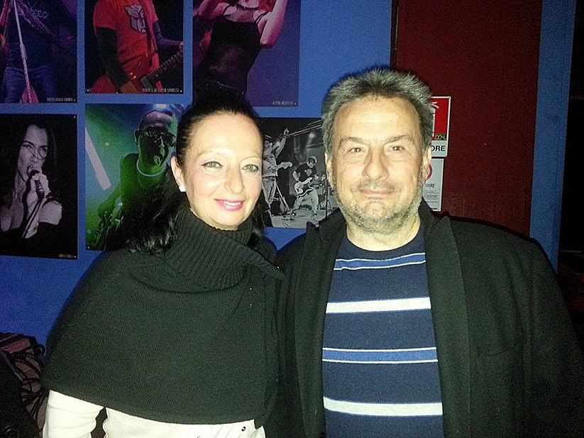 Con Pietro Nobile