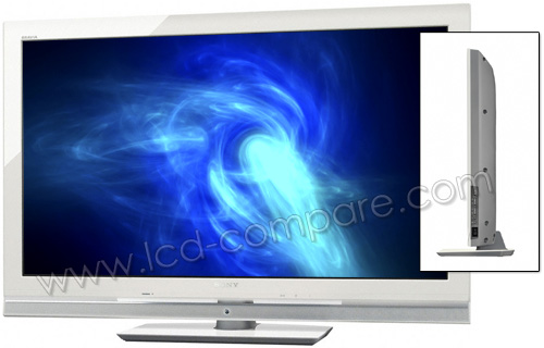 sony kdl 46we5w 117 cm fiche