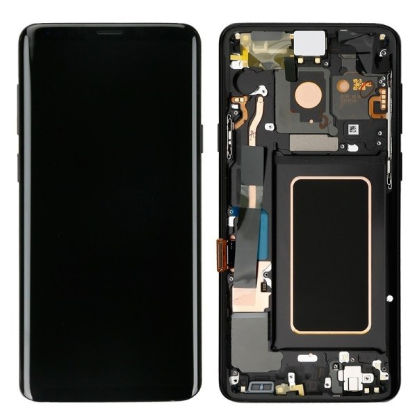 samsung s9 lcd screen with frame 1