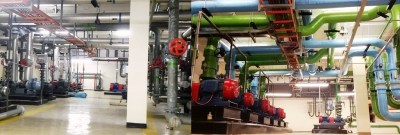 Complete Plant Overhauled with Limited Downtime