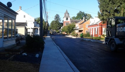 West Frederick Street Improvement Project, Millersville Borough