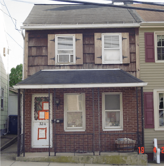 RFP- Housing Acquisition and Renovation, 324 Union Street Columbia