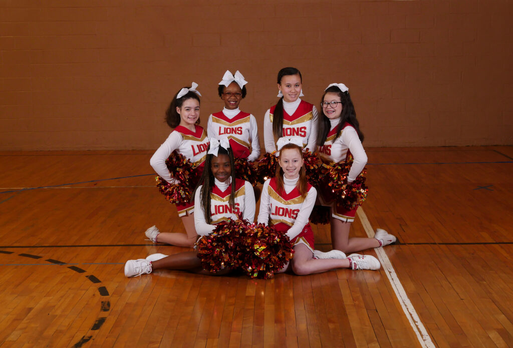 Middle School Cheer B