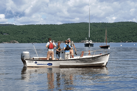 Lake Adventure Camp Spotlight: Basic Boating Certification