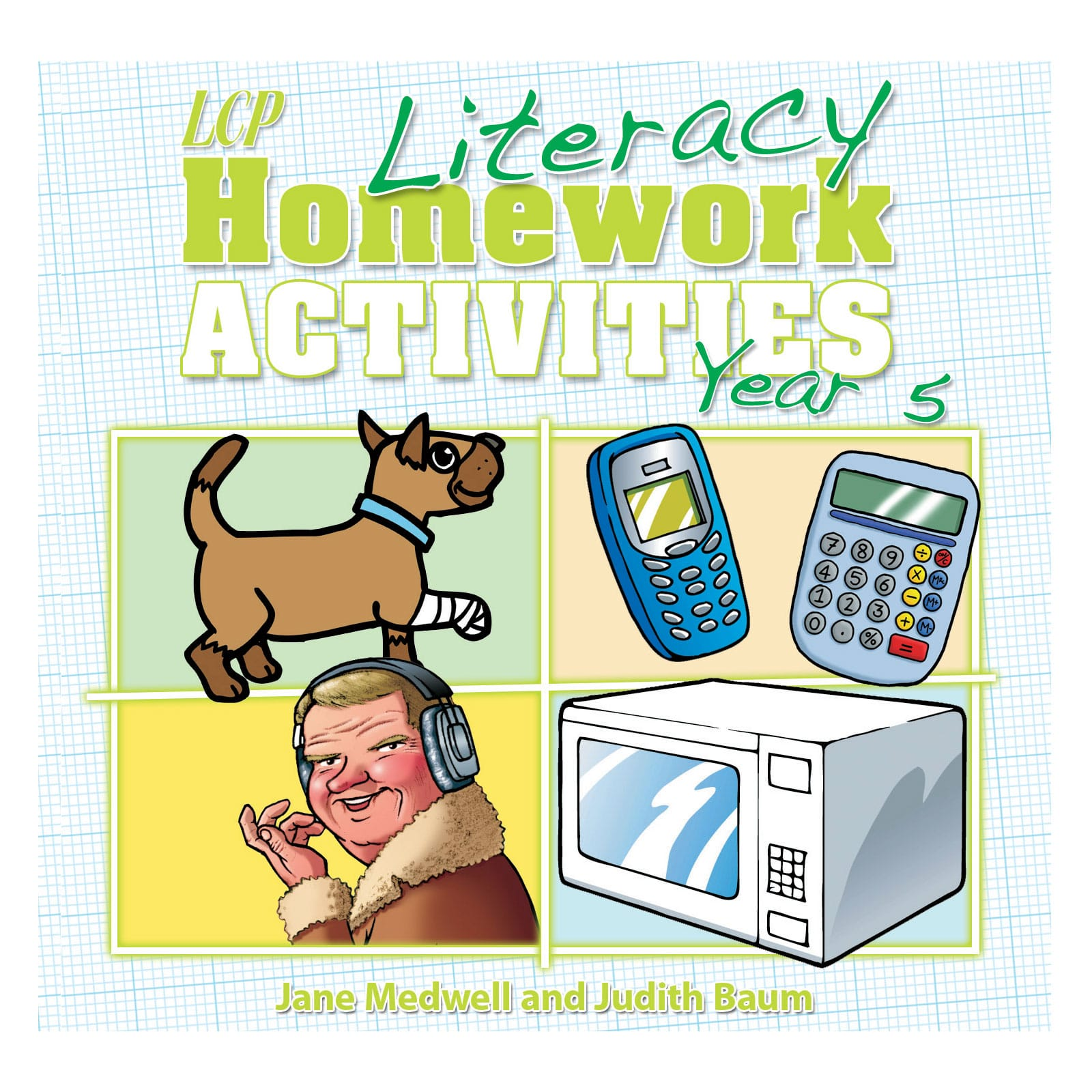 Literacy Homework Cd Year 5