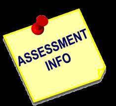Assessment Info