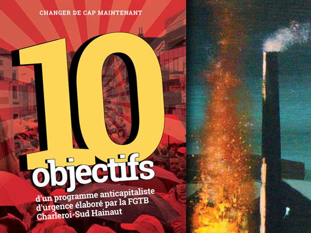 10 objectifs: FGTB Charleroi Sud-Hainaut