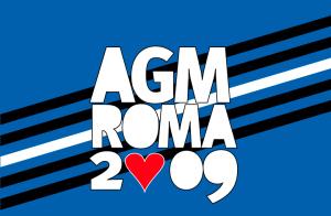Logo ECMC AGM 2009 - ROMA