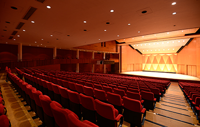 Tsuen Wan Town Hall Facilities Auditorium