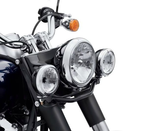 Light Wheel Pub Harley Davidson Winged