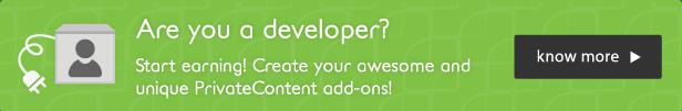 PrivateContent - Multilevel Content Plugin 25
