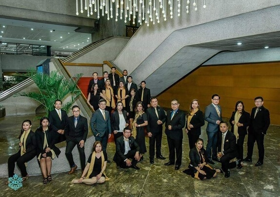 LDG Architects and the Asean Congress Committee