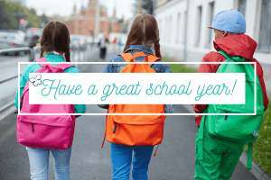 Have a Great School Year