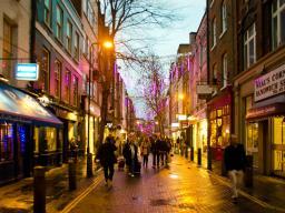 Top 10 Neal Street Shops