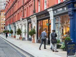 Top 10 Chiltern Street shops