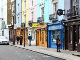 Top 10 Notting Hill Shops