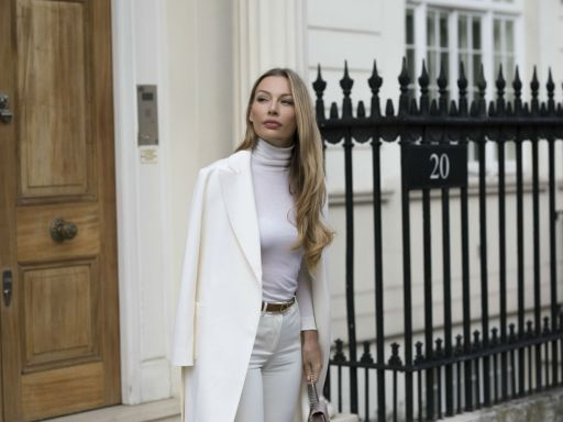 My London – Anna Bey – Founder of the School of Affluence
