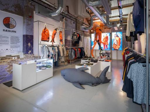 Christopher RÆBURN opens pop-up shop at Coal Drops Yard