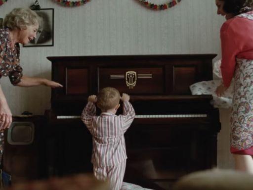 John Lewis releases Christmas advert featuring Sir Elton John