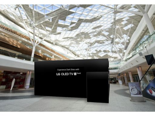LG to open Urban Dark Sky reserve at Westfield White City
