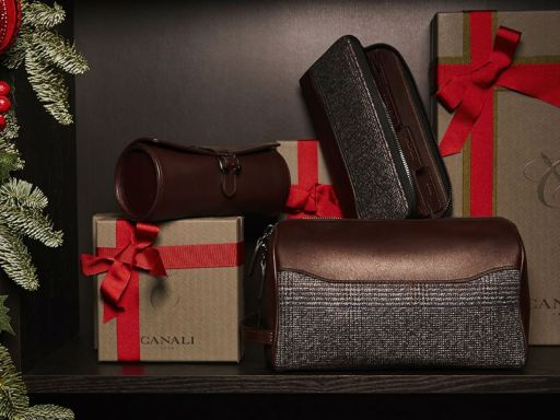 Canali's Christmas Gift Collection