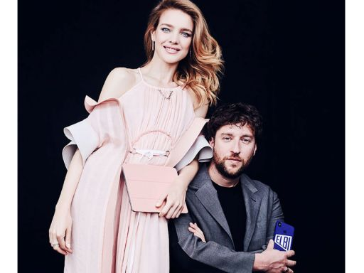 Natalia Vodianova collaborates with Harrods to raise money for NSPCC
